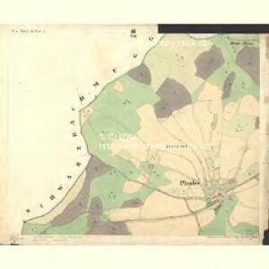Planles - c5808-1-003 - Kaiserpflichtexemplar der Landkarten des stabilen Katasters