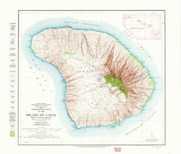 Island of Lanai