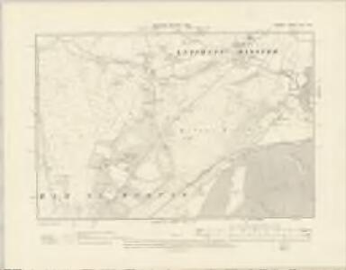 Dorset XLIII.SW - OS Six-Inch Map