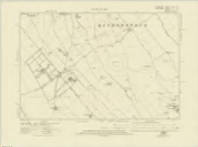 Berkshire XVIII.SE - OS Six-Inch Map