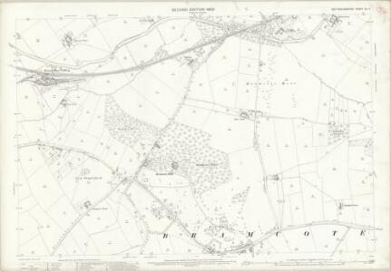 Nottinghamshire XLI.7 (includes: Beeston And Stapleford; Nottingham; Trowell) - 25 Inch Map