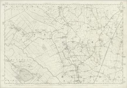 Lancashire XCI - OS Six-Inch Map