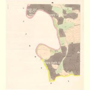 Zalužy - c9124-1-003 - Kaiserpflichtexemplar der Landkarten des stabilen Katasters