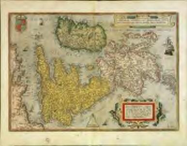 Angliae, Scotiae, et Hiberniae, sive Britannicar: insvlarvm descriptio