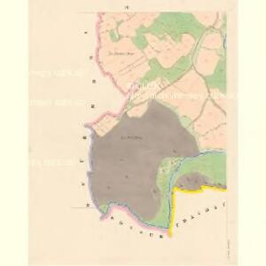 Hussinetz (Hussinec) - c2437-1-004 - Kaiserpflichtexemplar der Landkarten des stabilen Katasters