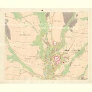Altstadt (Stary Mesto) - m2861-1-007 - Kaiserpflichtexemplar der Landkarten des stabilen Katasters