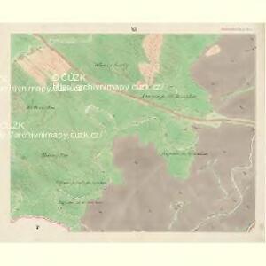 Neudorf (Nowawes) - m1863-1-010 - Kaiserpflichtexemplar der Landkarten des stabilen Katasters