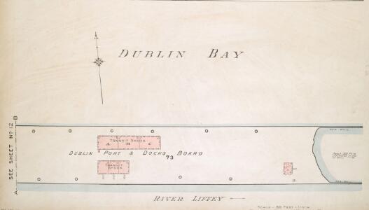 Insurance Plan of the City of Dublin Vol. 1: sheet 13-2