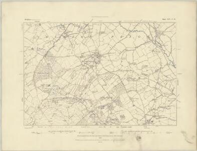 Shropshire LXV.NW - OS Six-Inch Map