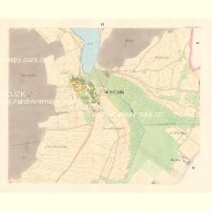 Totschnik (Točnik) - c7936-1-003 - Kaiserpflichtexemplar der Landkarten des stabilen Katasters