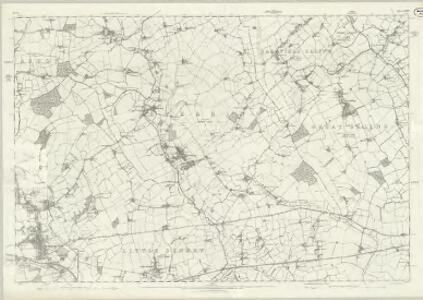 Essex XXIII - OS Six-Inch Map