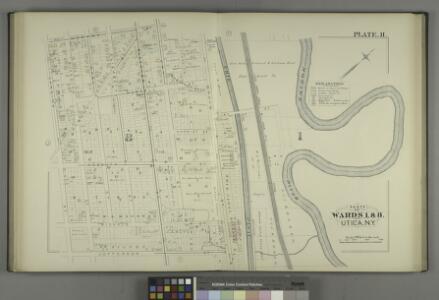 Parts of Wards 1. & 8.