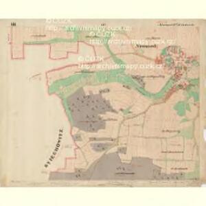 Kotzlow - c3234-1-003 - Kaiserpflichtexemplar der Landkarten des stabilen Katasters