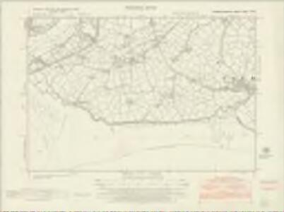 Monmouthshire XXXIV.SW - OS Six-Inch Map