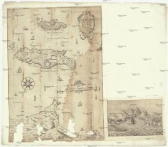 Description dv Cap de la Croix isles St. Margverite et St. Honorat