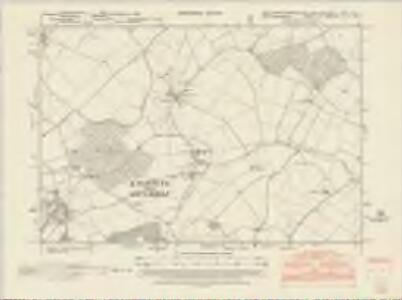 Northamptonshire XLVII.NE - OS Six-Inch Map