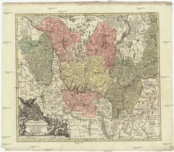 Electoratus sive marchia Brandenburgensis juxta novissimam delineationem in mappa geographica, accurate aeri incisa