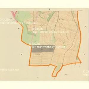 Frahelsch - c1676-1-002 - Kaiserpflichtexemplar der Landkarten des stabilen Katasters