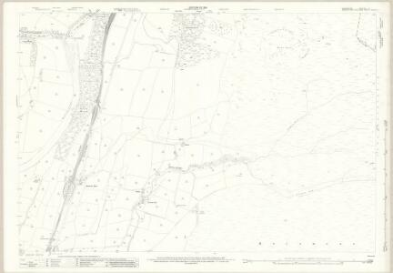 Westmorland XL.13 (includes: Dent; Killington; Middleton; Sedbergh) - 25 Inch Map