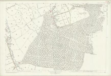 Somerset XLIII.11 (includes: Corsley; Horningsham; Selwood) - 25 Inch Map