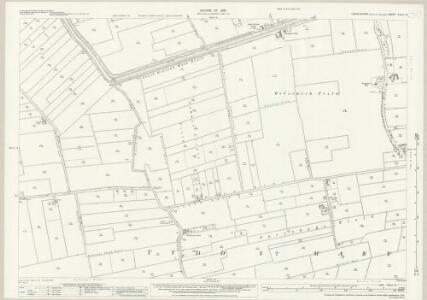 Lincolnshire CXLIV.9 (includes: Long Sutton; Tydd St Mary) - 25 Inch Map