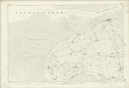 Cumberland XIV - OS Six-Inch Map
