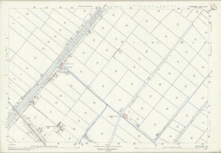 Cambridgeshire XXII.5 (includes: Downham; Littleport) - 25 Inch Map