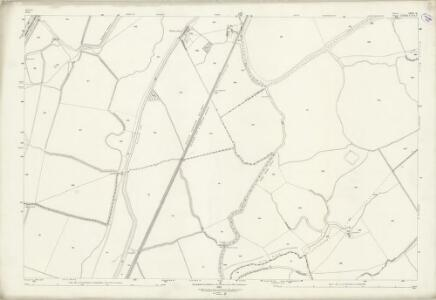 Sussex XXXII.16 (includes: Brookland; East Guldeford; Iden; Playden; Snargate) - 25 Inch Map
