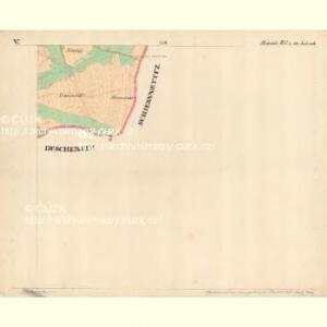 Holletitz - c1937-1-005 - Kaiserpflichtexemplar der Landkarten des stabilen Katasters