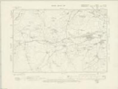 Merionethshire VI.SE - OS Six-Inch Map