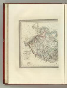 Carte Generale de la Russie d'Asie ou Siberie.