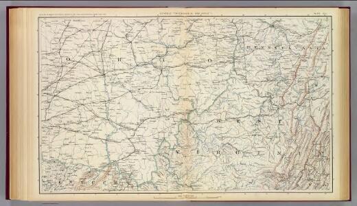 Gen. map V.