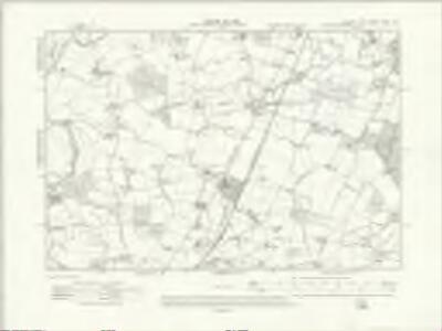Sussex XXIII.SE - OS Six-Inch Map