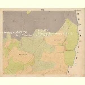 Pernek - c5699-1-008 - Kaiserpflichtexemplar der Landkarten des stabilen Katasters