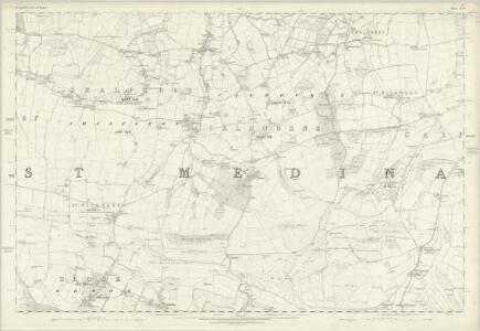 Hampshire & Isle of Wight XCIV - OS Six-Inch Map