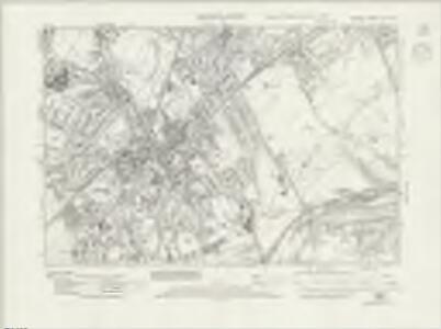 Surrey XIX.NW - OS Six-Inch Map