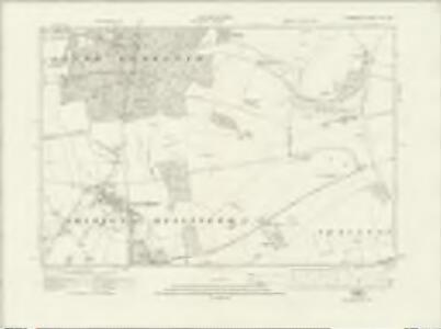 Hampshire & Isle of Wight XXII.NE - OS Six-Inch Map