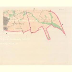Stepanowitz - c7777-1-003 - Kaiserpflichtexemplar der Landkarten des stabilen Katasters