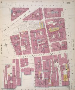 Insurance Plan of City of London Vol. I: sheet 5