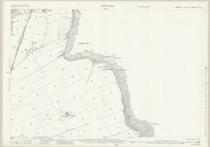 Yorkshire LXII.16 (includes: Burniston; Cloughton) - 25 Inch Map