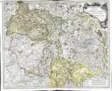 Gouvernemens généraux de la Marche, du Limosin et de l'Auvergne