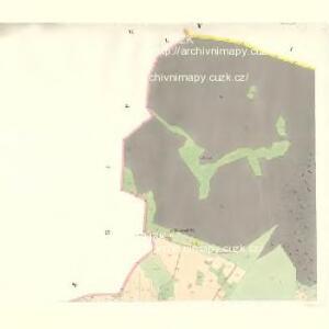 Wellechwin - c8354-1-006 - Kaiserpflichtexemplar der Landkarten des stabilen Katasters
