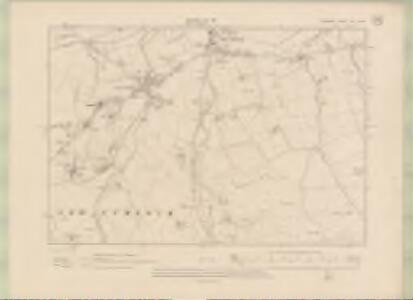 Ayrshire Sheet XLII.SW - OS 6 Inch map