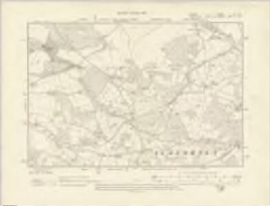 Dorset XVI.NE - OS Six-Inch Map