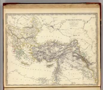 Turkish Empire, Greece.