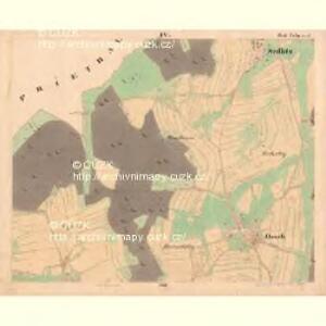 Maltschitz - c4385-1-004 - Kaiserpflichtexemplar der Landkarten des stabilen Katasters