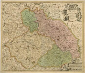 Regnum Bohemia, eique Annexae Provinciae, ut Ducatus Silesia, Marchionatus Moravia, et Lusatia...
