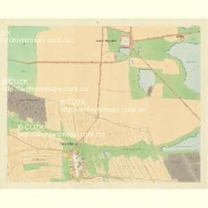 Brzehow - c0548-1-005 - Kaiserpflichtexemplar der Landkarten des stabilen Katasters