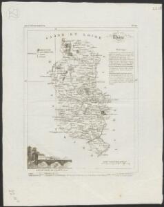 [Atlas départemental : La France et ses colonies] No. 68 Rhône