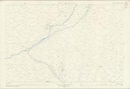 Devon CVII.14 (includes: Lydford) - 25 Inch Map